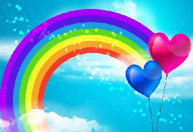 聖なる虹の光【セルフアチューンメント】